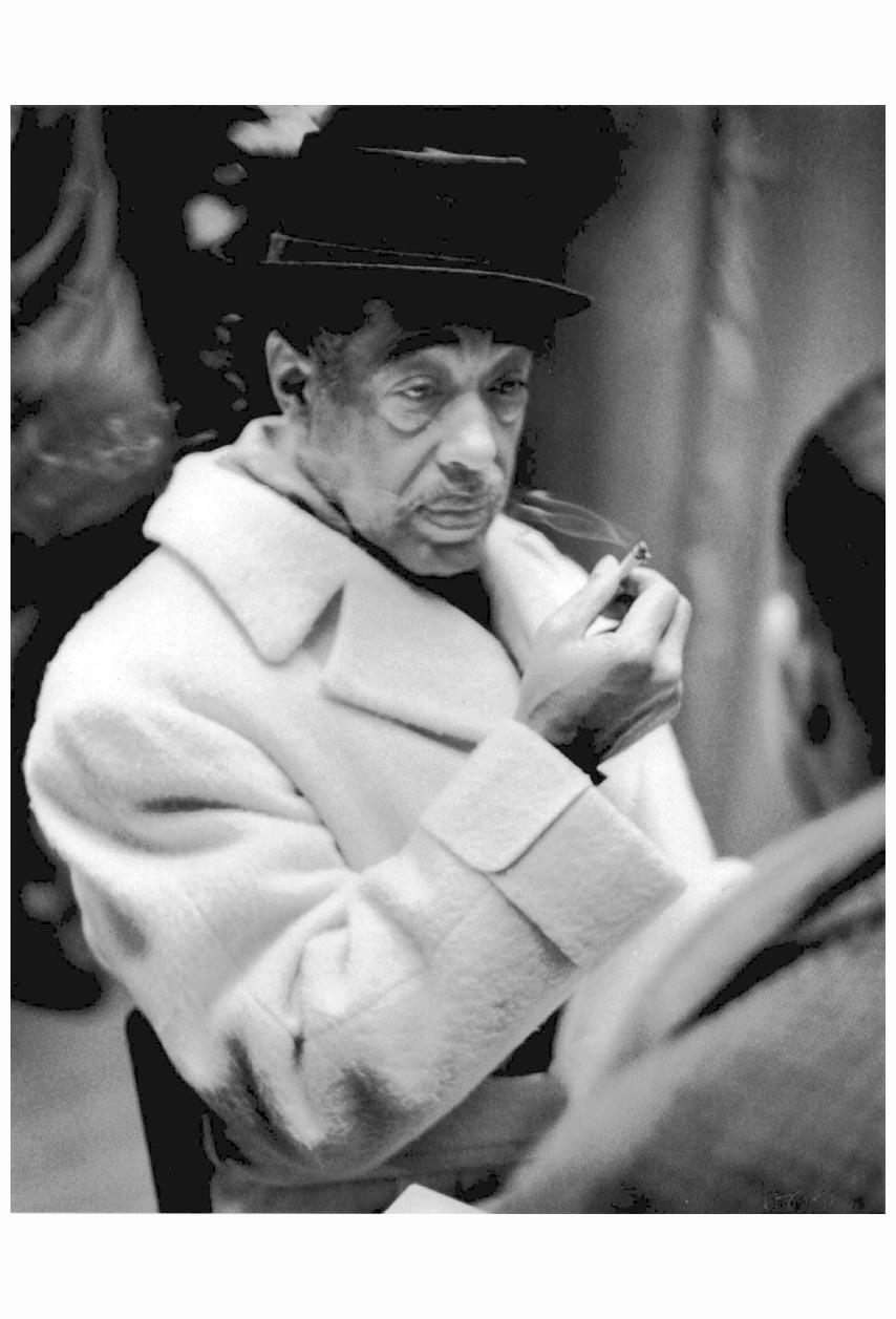 Duke Ellington Kilburn London 1963 Photo John Hoppy Hopkins