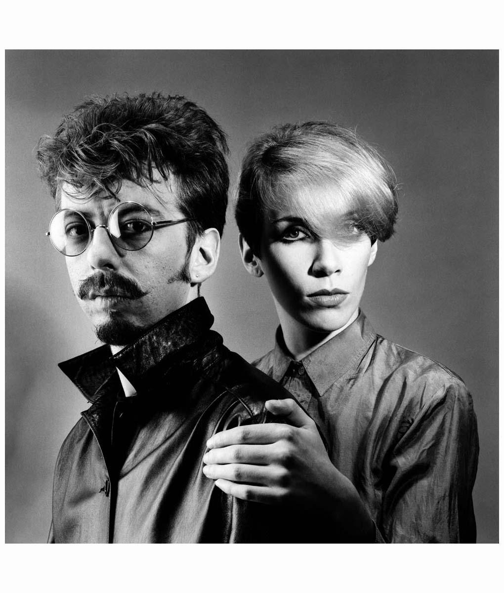 Eurythmics 1981  © Jazzinphoto