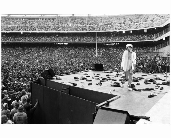 Rolling Stones Anaheim 1978