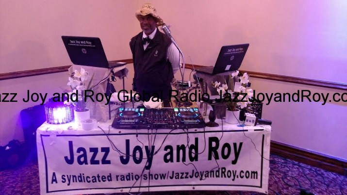 """Global Radio. DJ. Event. Car Show. Roy. """"When something, anything, pisses you off™"""" calm down with Jazz Joy and Roy Global Radio®...Broadcast near Costco in Maricopa County USA and featuring Roy ODell"""
