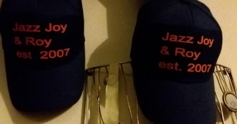 Free Jazz Joy and Roy summer hat