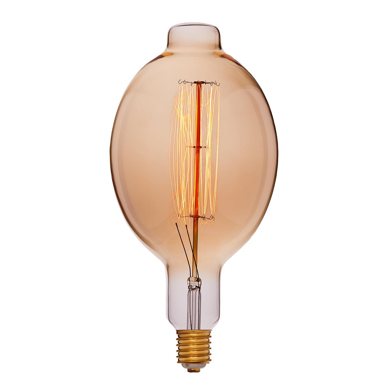 Гигантские ретро лампы Эдиссона