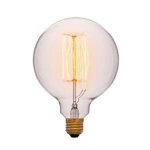 Лампа шар Эдисона 12,5 см