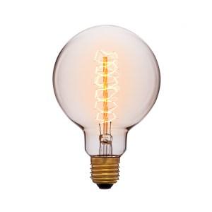 Лампа шар Эдисона 9,5 см