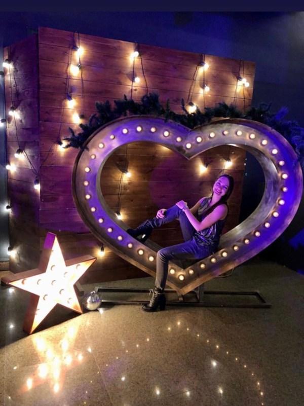 Сердце с лампами Jazzlight