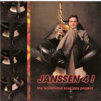Janssen4!, The hammond soul jazz project