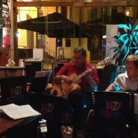 Jazz Notes Trio at Kojo Brown