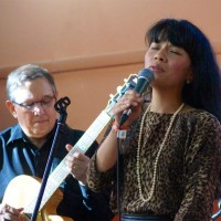 Jazz Notes with Risa Kodani at the Castlemaine Jazz Festival