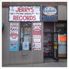Jerry's Records, Pittsburgh, PA