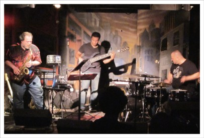Thoth Trio - Thunderbird Cafe - 2014