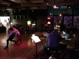 Thoth Trio w/ The Pillow Project - 12.10.16 - The Space Upstairs