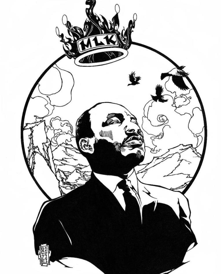 Illustration by Eric Battle