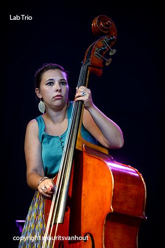 Lab Trio live op Gent Jazz 2013