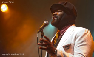 Gregory Porter live op So What's Next 2013