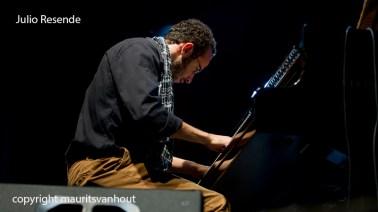 Julio Resende and Maria Joao live at Belgrade Jazz 2013
