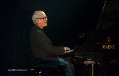 Ludovico Einaudi live at Gent Jazz 2014