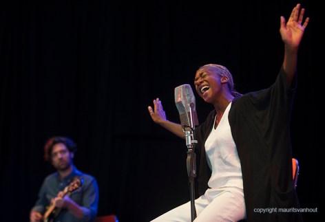 Ala.ni live op Gent Jazz 2016