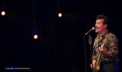 James Hunter Six live op Gent Jazz 2016