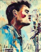 Baker,Chet,288,24x30,Young Singing,copy