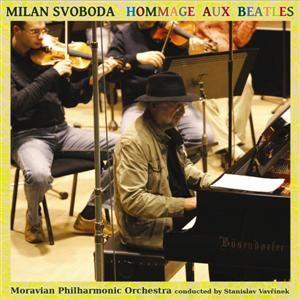 Milan Svoboda vydává nové CD Hommage aux Beatles