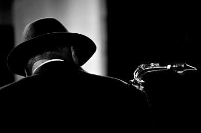 hudebník; jazz; Jazz World Photo