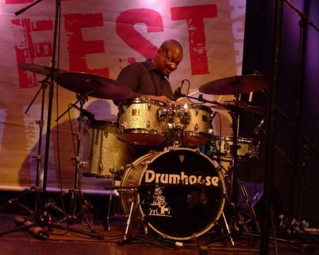 Adama Jackson - drums