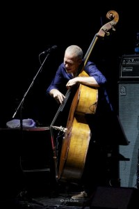 Avishai Cohen Trio with Strings at Hybernia Palace in Prague