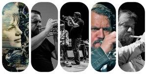 Rob Mazurek v černém podzemí brutálního noise-jazzu