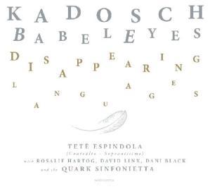 Výjimečné album s hudbou zrozenou ze zmizelých jazyků