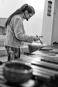 Marimba solo – další tvář JGTT (fotoreport)