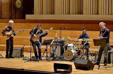 John Patitucci Electric Guitar Quartet