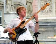 David Vang - bass