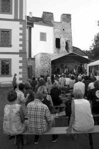 Dobršská brána vpustila do Pošumaví magickou hudbu…