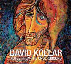 Temné i nadějeplné hudební zápisky Davida Kollara