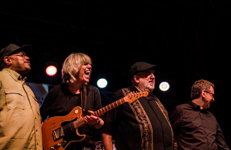 MIKE STERN/RANDY BRECKER BAND featuring Dennis Chambers and Tom Kennedy