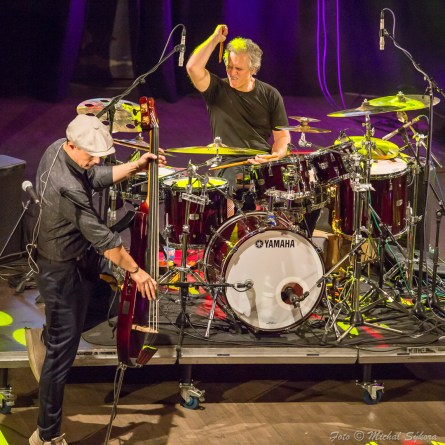Chris Minh Doky & Dave Weckl