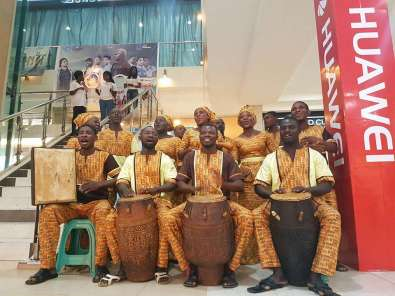 Ghana Dance Ensemble
