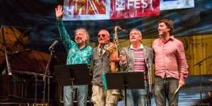 Fotoreport: Bohemia JazzFest Praha – den první