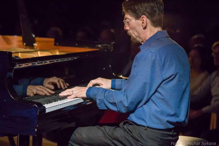 Fred Hersch, Foto: Michal Sýkora