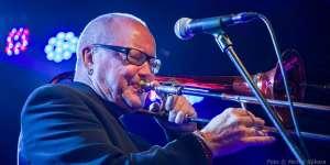 Nils Landgren Funk Unit roztancovala Brno
