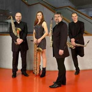 Emoce pro čtyři saxofony