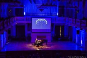 Multimediálna show Dana Tepfera – Natural Machines