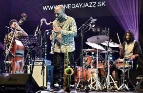 Ben Williams Quartett