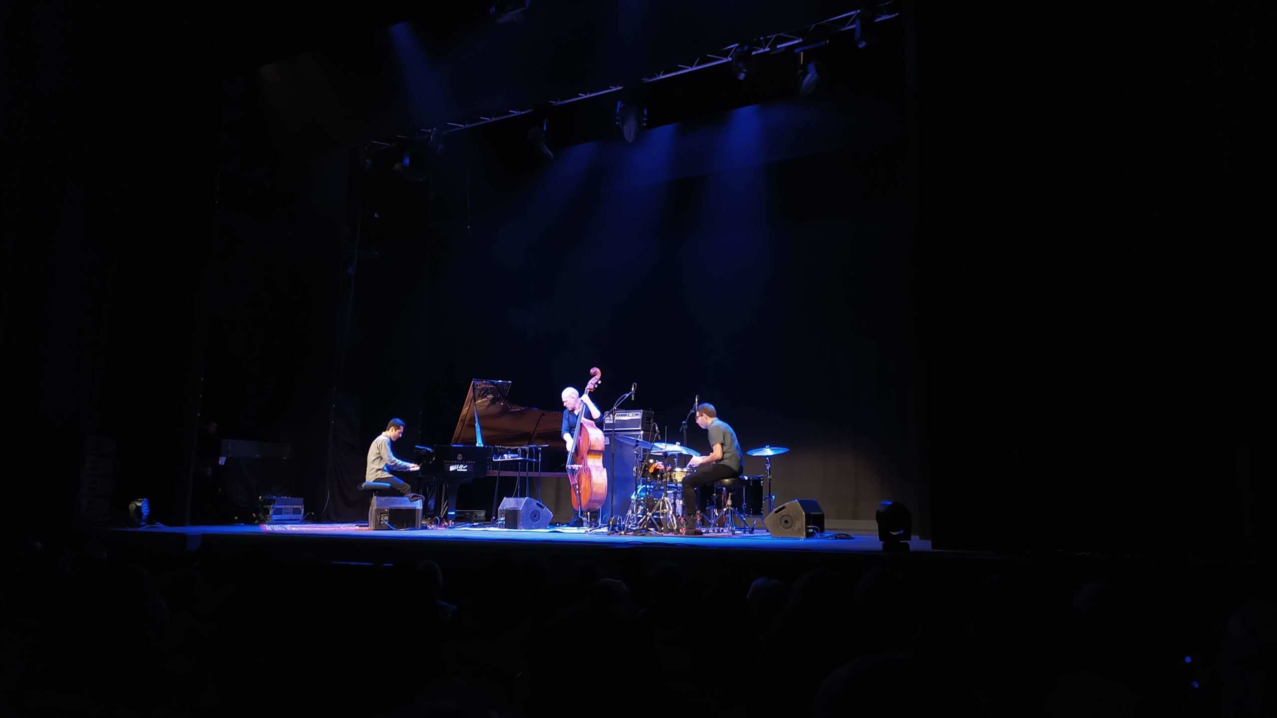 Avishai Cohen trio - 27.1.2020, Coliseum, Barcelona