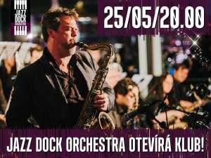 Živá hudba se vrací do Jazz Docku!