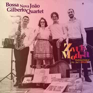 Bossa Nova João Gilberto Quartet