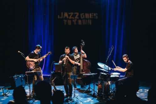 Vilem Spilka Quartet_10.10.2020_foto Lukas Vesely (8)