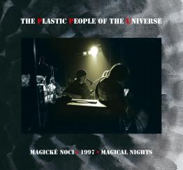 Plastic People - Magické noci 1997, Live CD