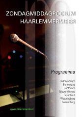 Zondagmiddag podium Haarlemmermeer met Jazz Trio JazzTraffic