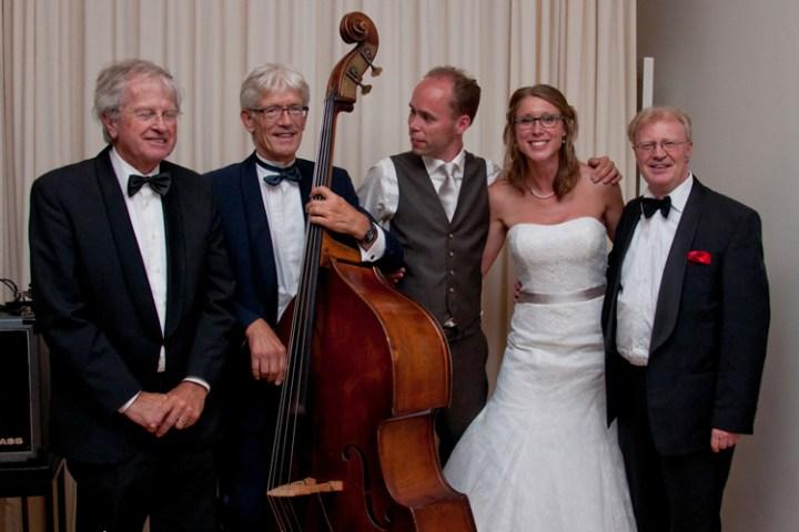 Jazz Band Bruiloft met Jazz Trio JazzTraffic